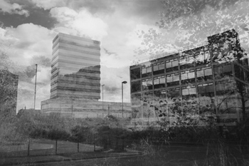 Michael C Coldwell Photography New Topographics Landscape Hauntology Eerie Non Place Ontology Abstract Leeds Research